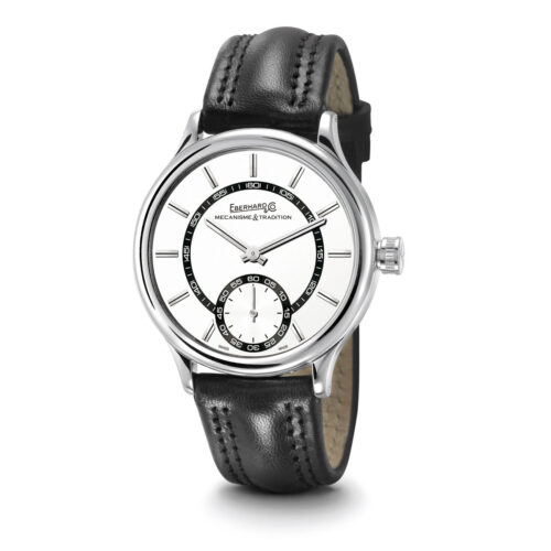 Reloj Eberhard Traversetolo Small Second Silver 21016VZCP