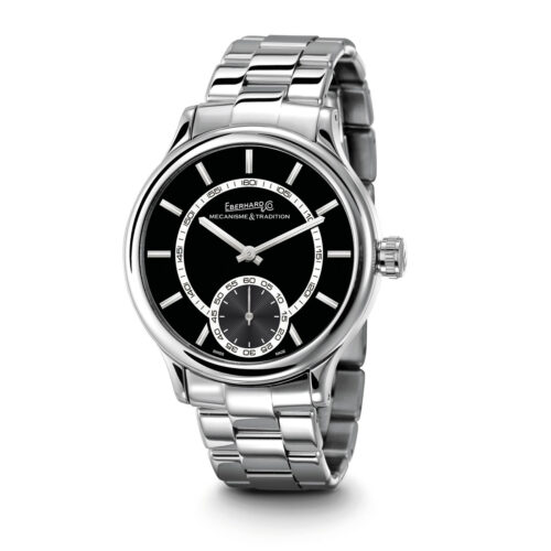 Reloj Eberhard Traversetolo Small Second negro 2101616CP