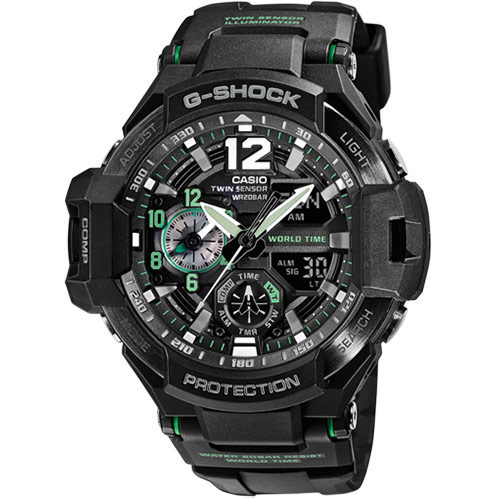 Casio GShock World-Time